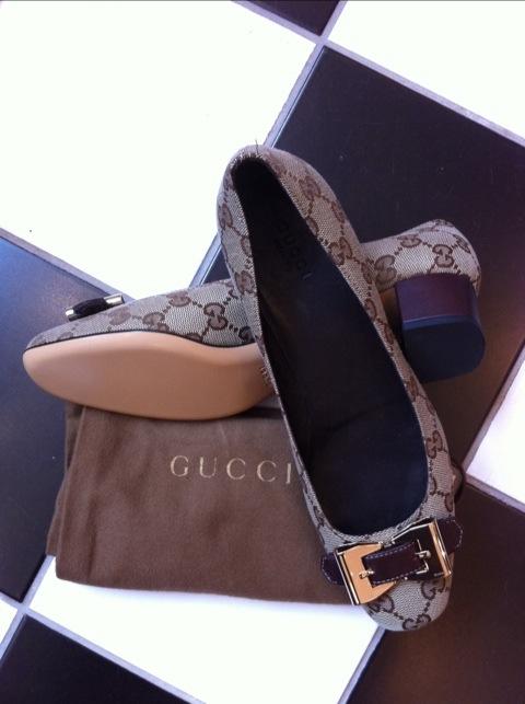 Helt nya Gucci skor