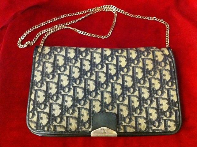 Vintage Dior Väska