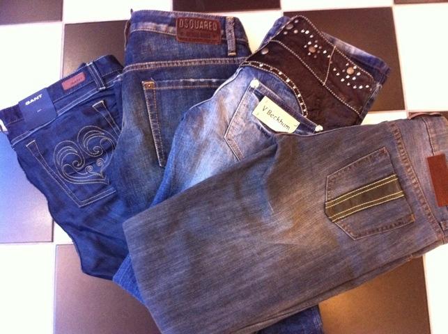 Märkes Jeans/Byxor