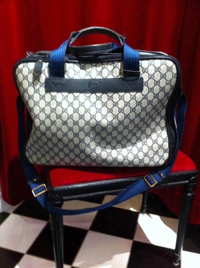 Fantastisk Äldre Gucci Bag