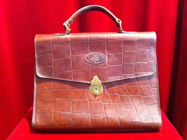 Vintage Mulberry Väska