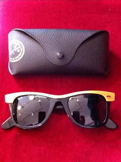 Ray Ban Wayfarer Solglasögon