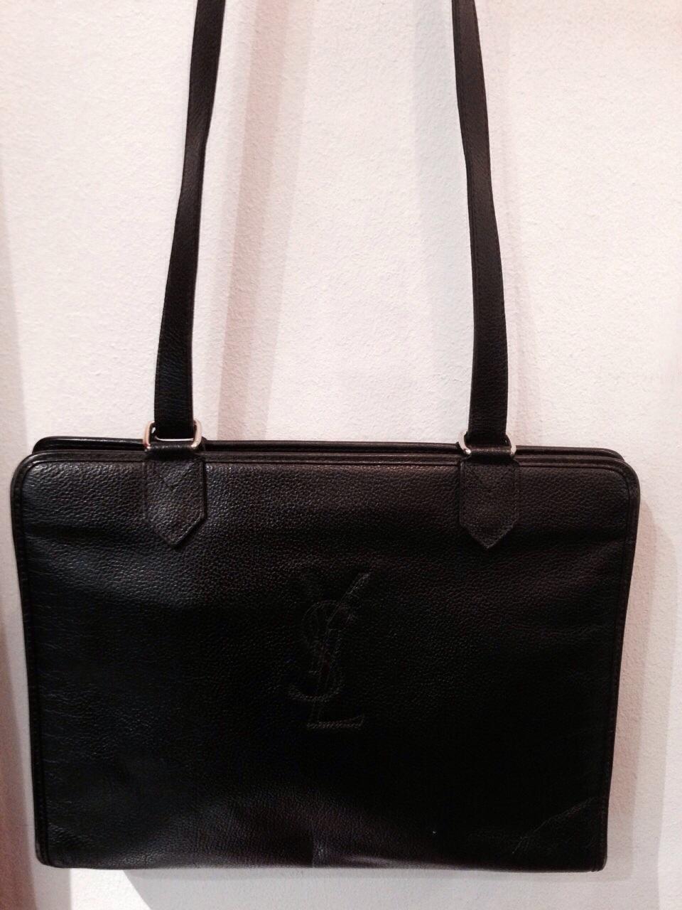 Yves Saint Laurent Äldre Väska