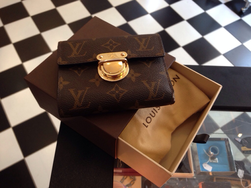 Louis Vuitton Plånbok