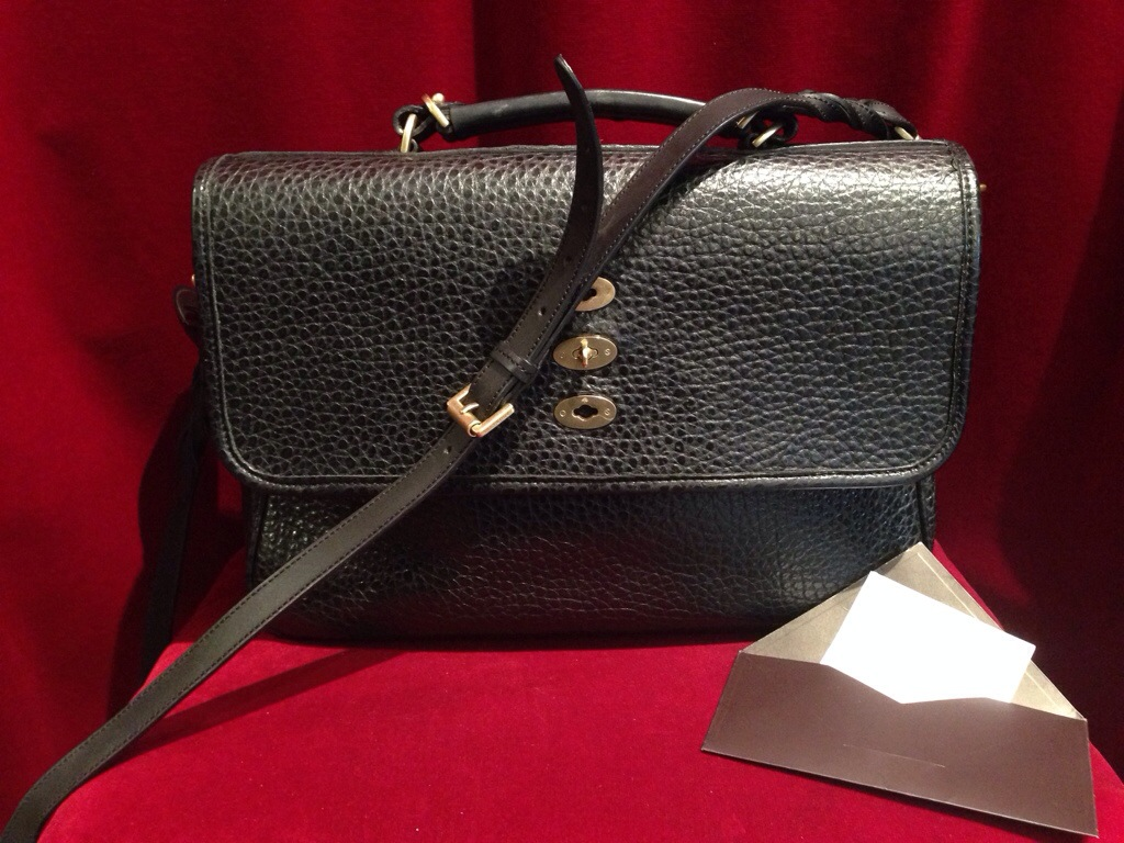 Mulberry Oversize Bryn Bag