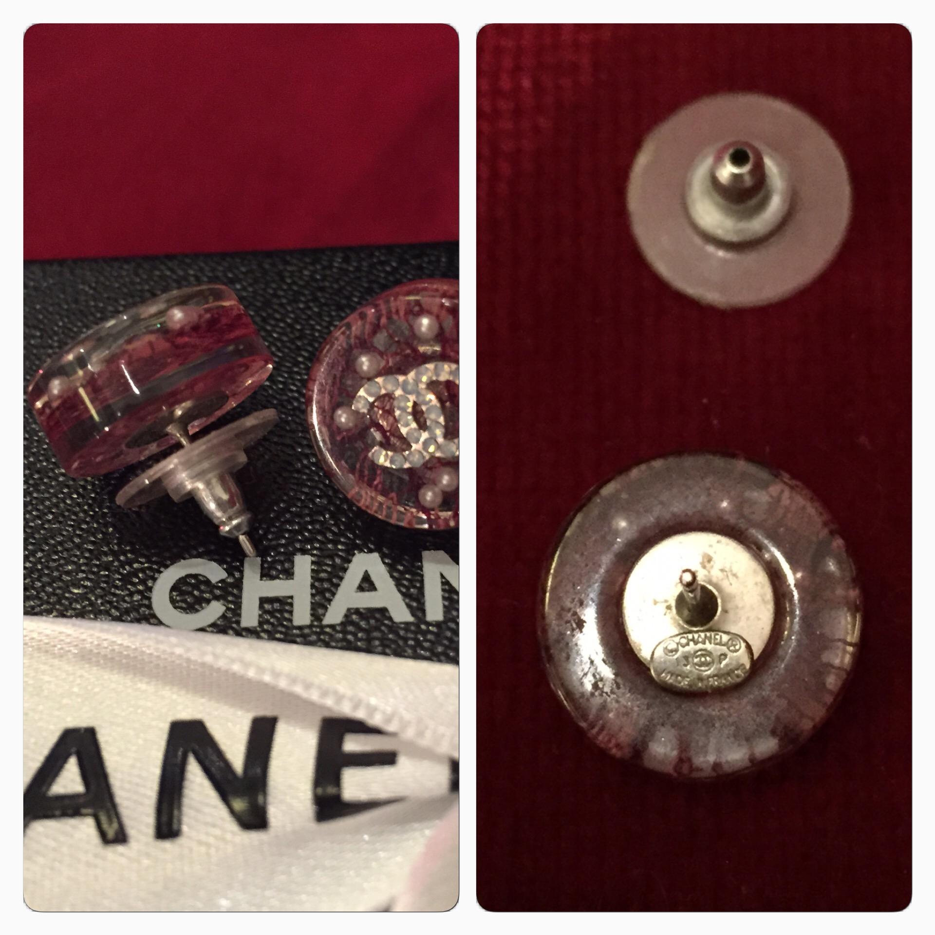 Chanel Örhängen