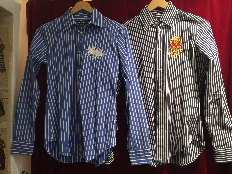 f9b1e589c8df Ralph Lauren Skjortor – Boutique två tre gånger