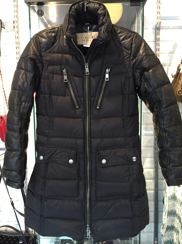 Burberry Brit Jacka – Boutique två tre gånger