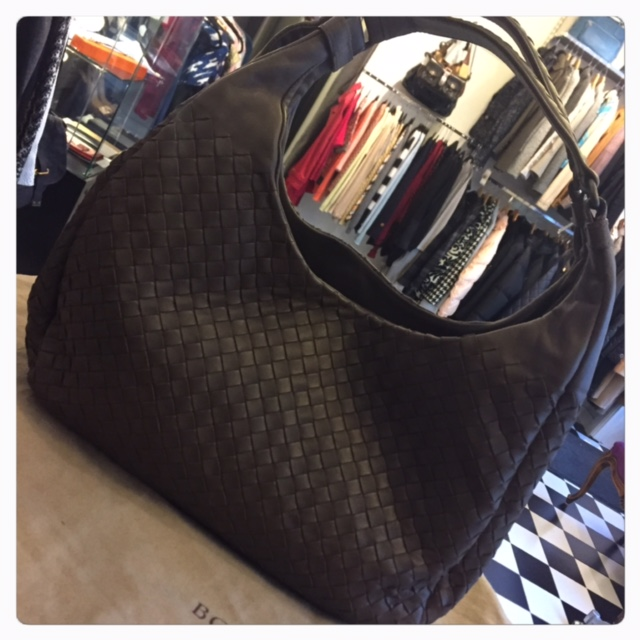 "Bottega Veneta ""Campana Small Bag"""