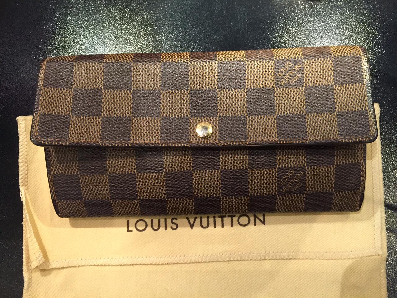 Louis Vuitton Plånbok