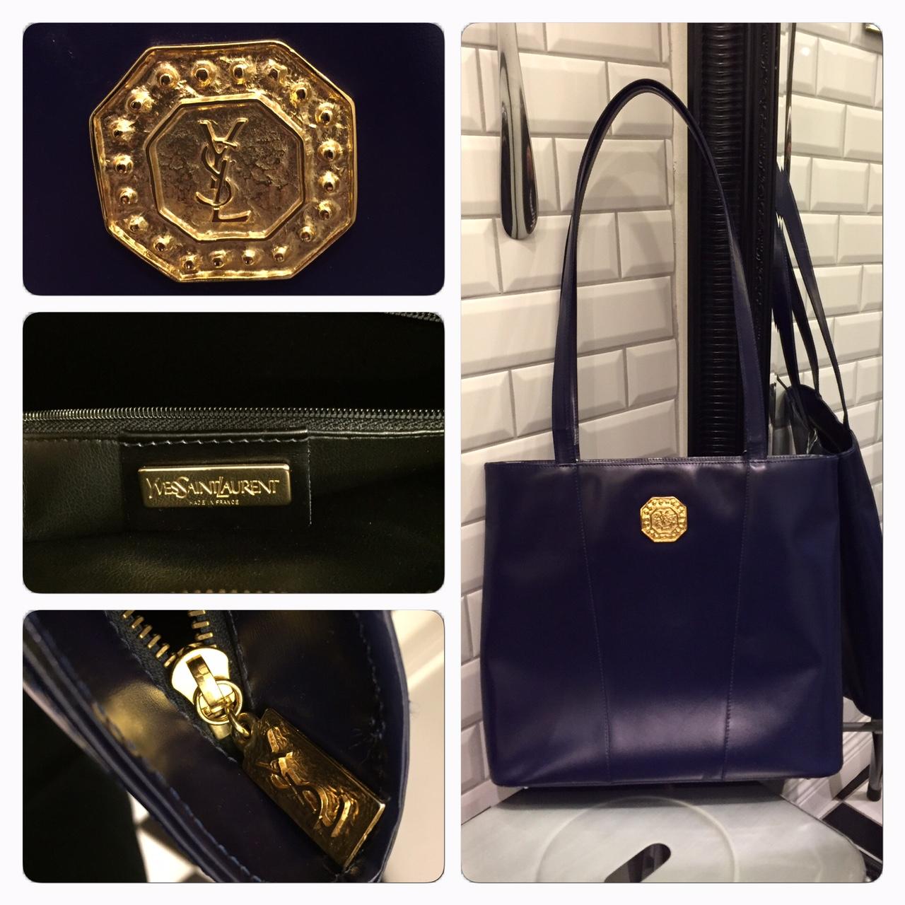 Yves Saint Laurent Vintage Väska