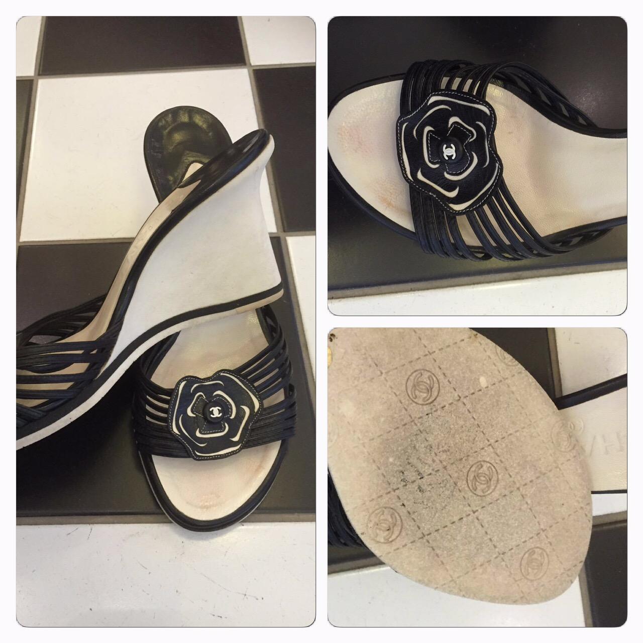 Chanel Kilklacks Sandaletter