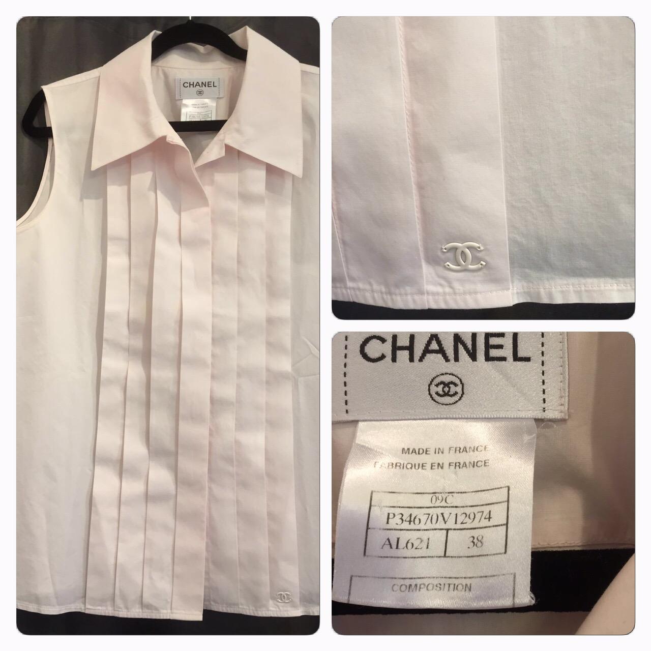 Chanel Blus