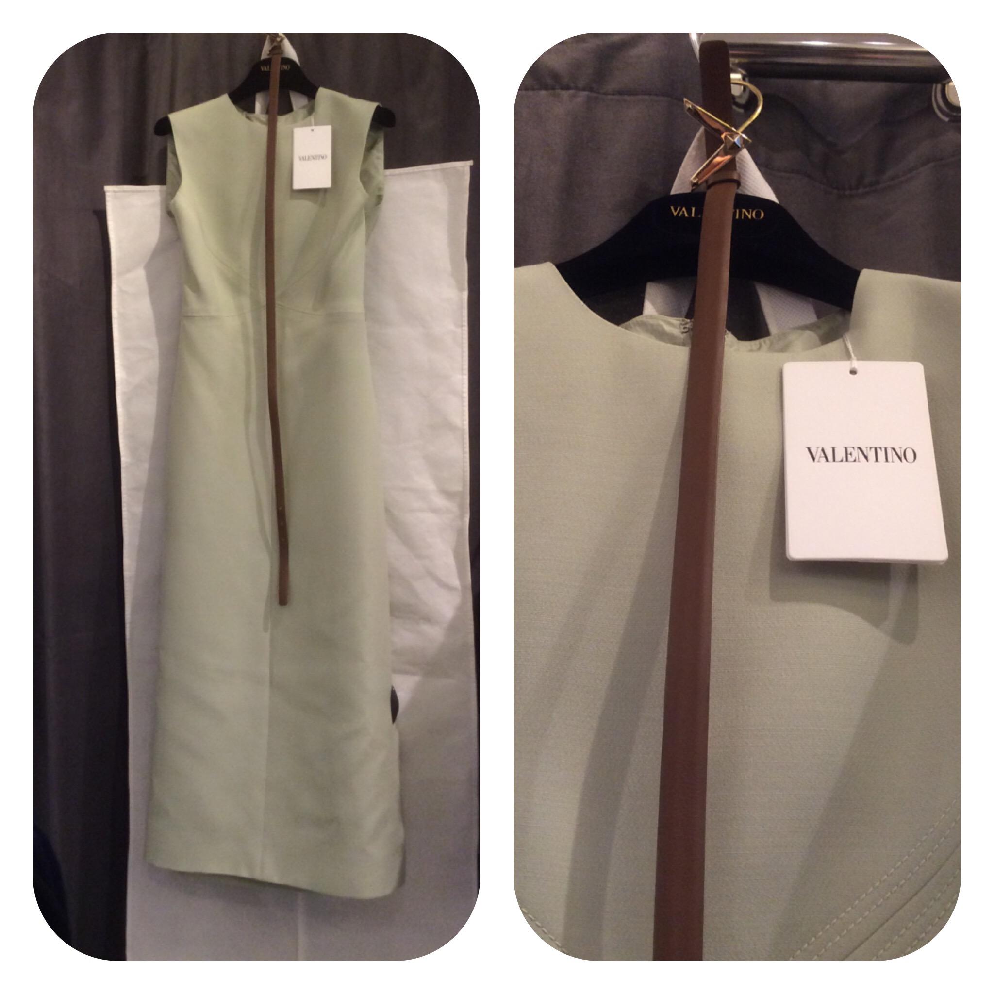Snygg Långklänning Från Valentino