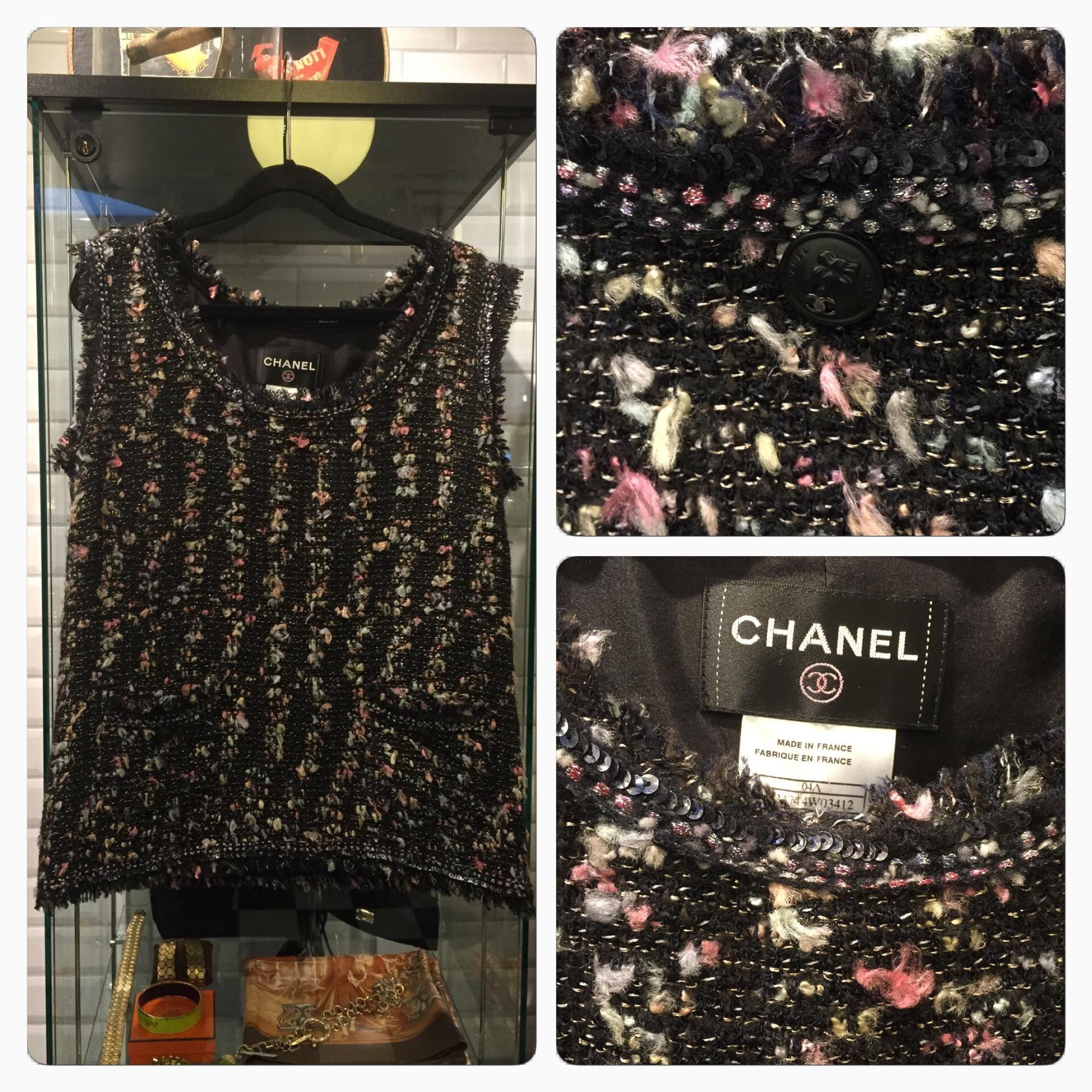 Snygg Chanel Top