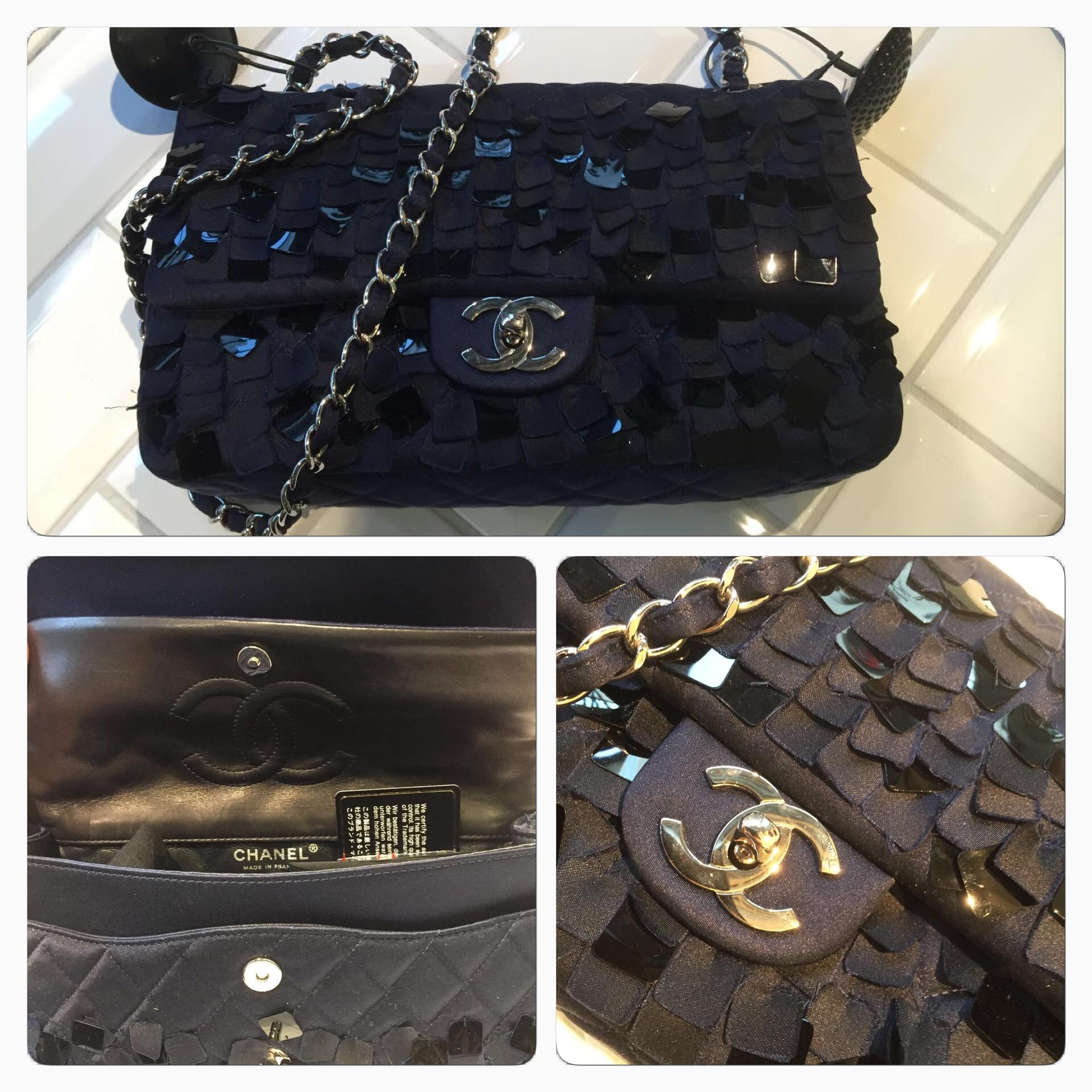 Exklusiv Festväska Från Chanel