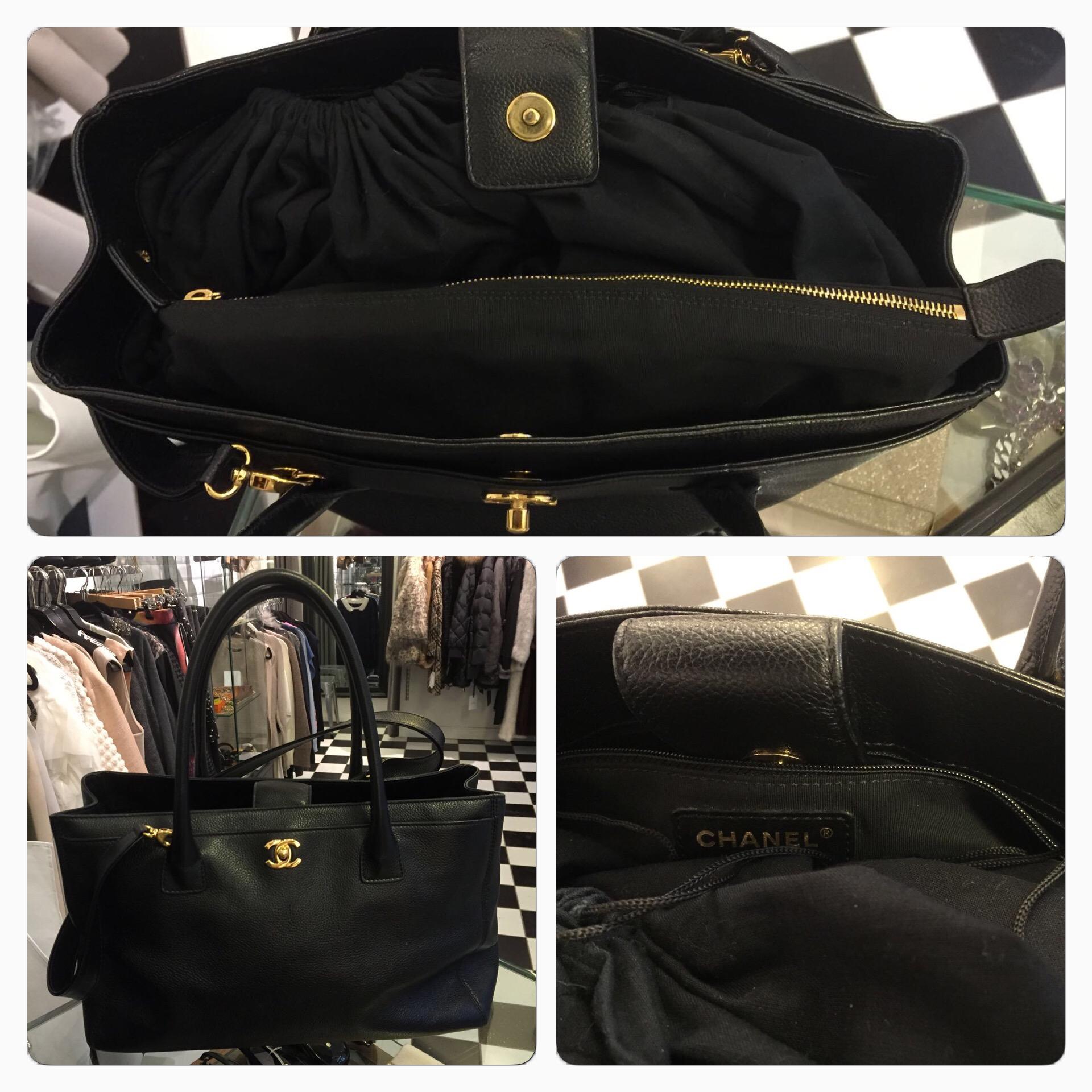 Underbar Chanel Väska