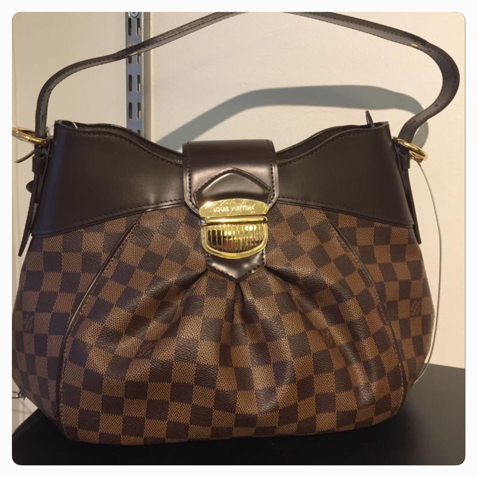 Louis Vuitton Sistina Damier Väska