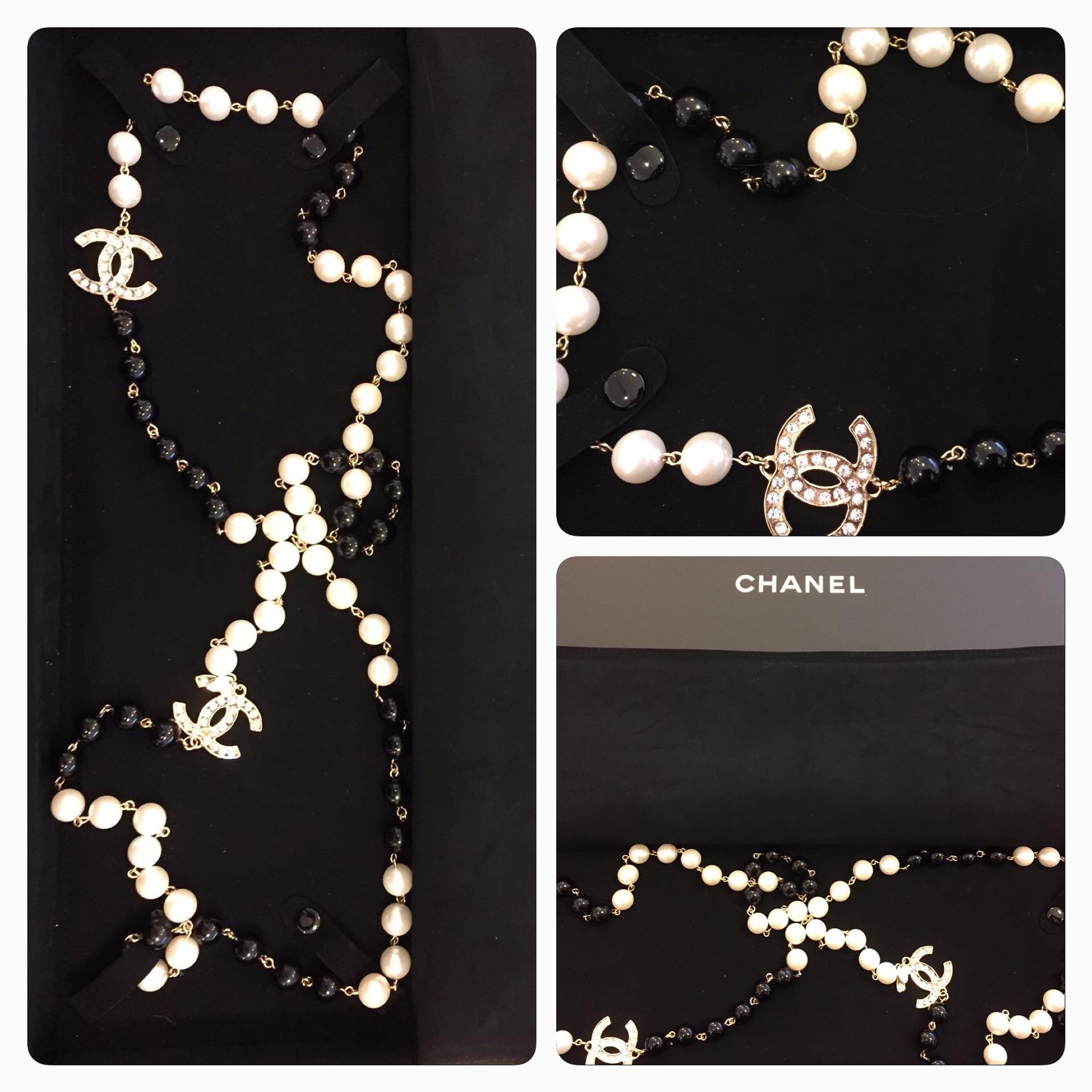 Chanel Halsband.Såld