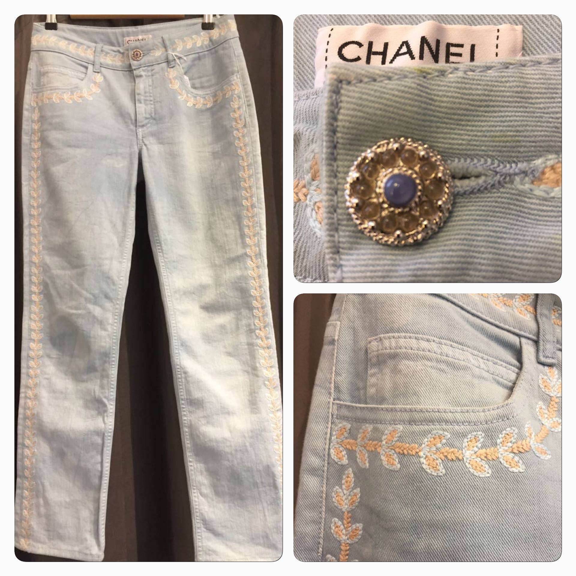 Chanel Jeans