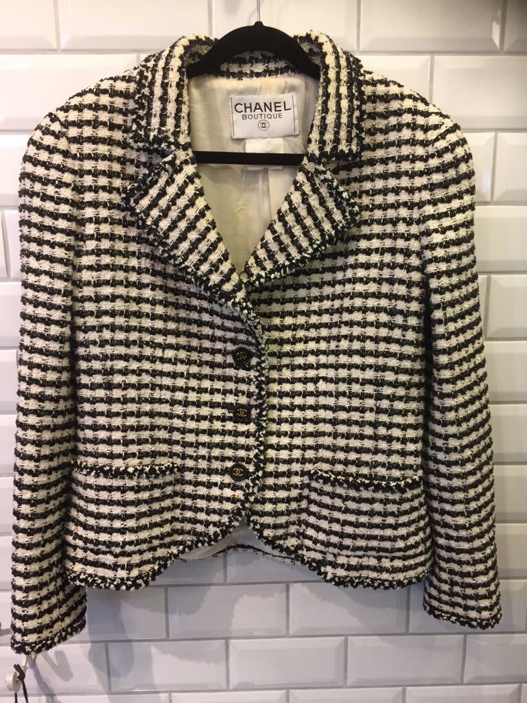 Chanel Vintage Jacka