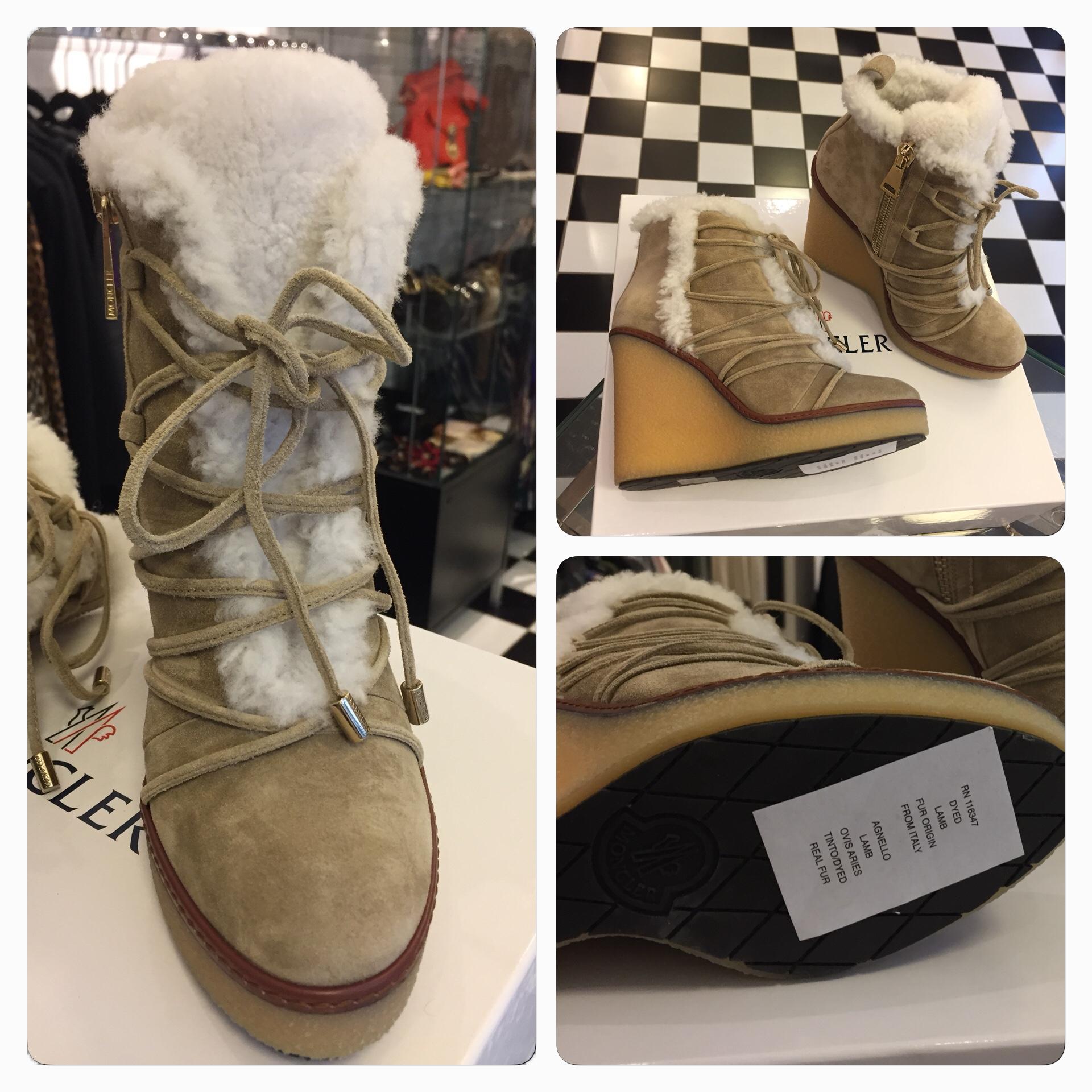 Moncler Kilklacks Boots