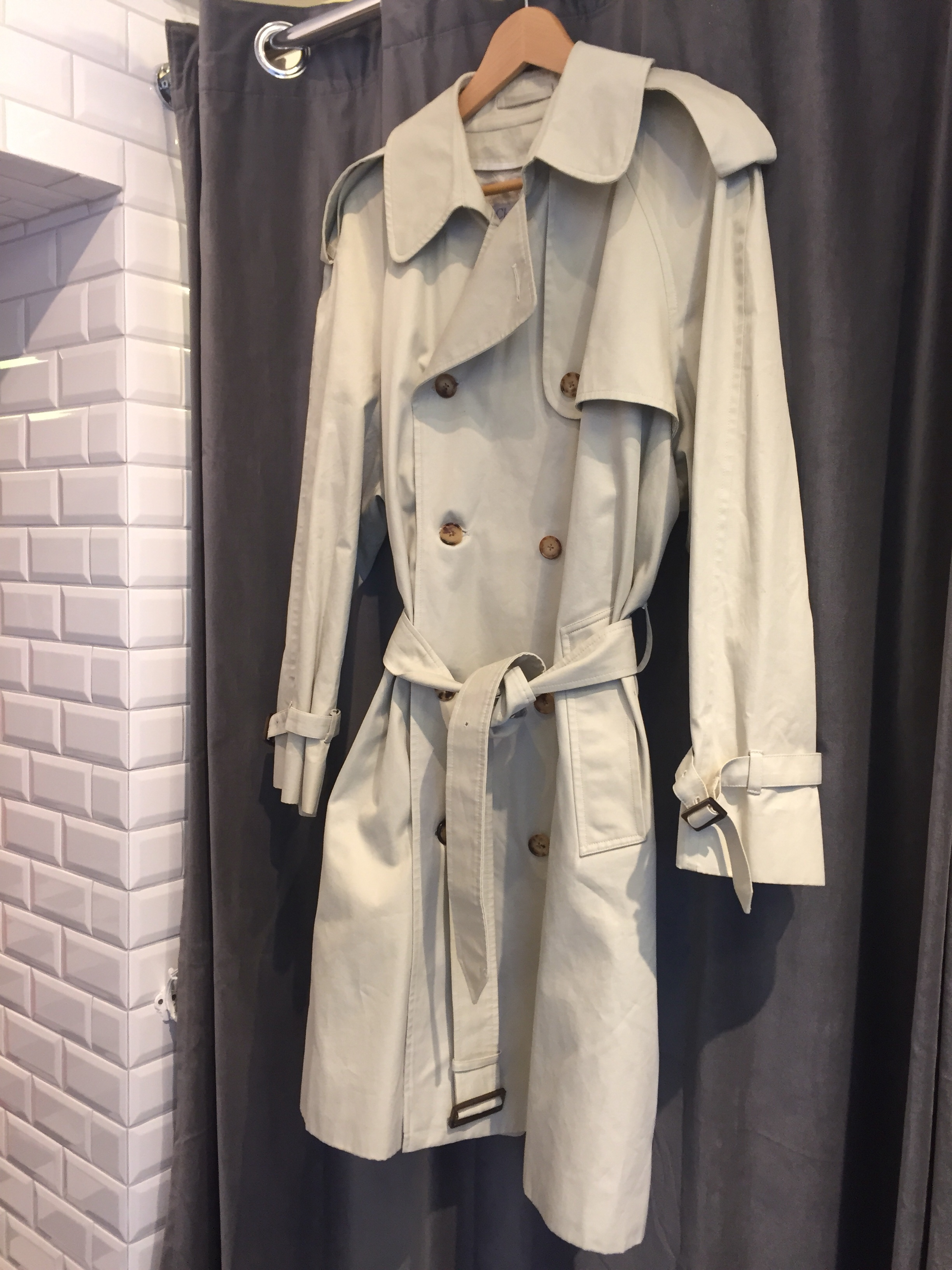 Dior Boutique Trench Coat